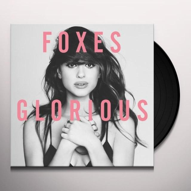 Foxes GLORIOUS-(STANDARD VINYL Vinyl Record - UK Import