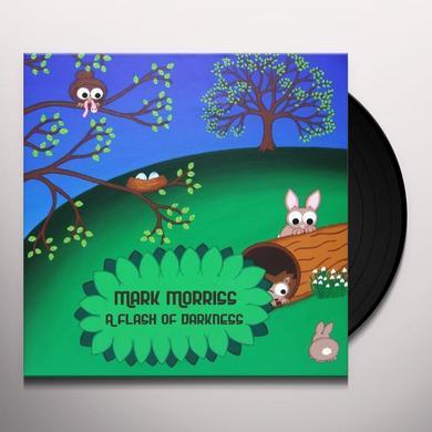 Mark Morriss FLASH OF DARKNESS Vinyl Record - UK Import