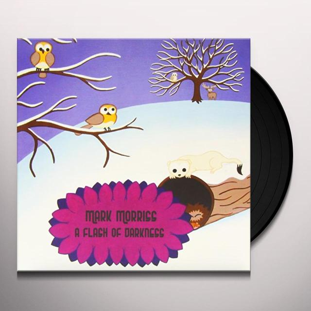 Mark Morriss FLASH OF DARKNESS Vinyl Record
