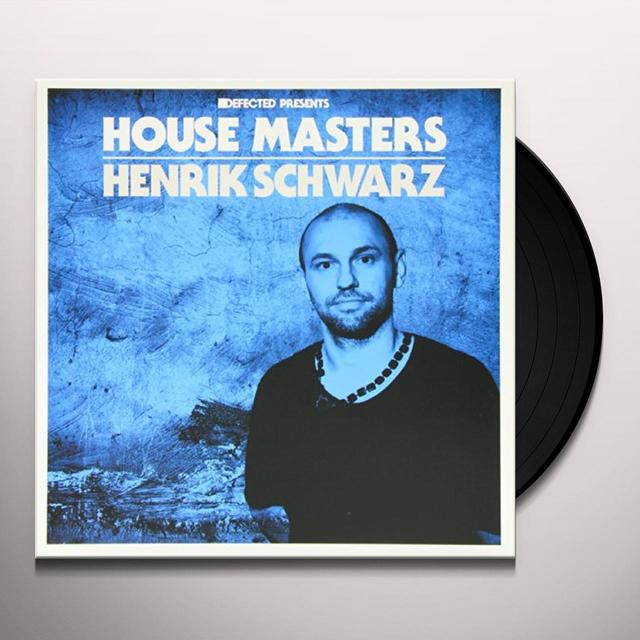 DEFECTED PRESENTS HOUSE MASTERS: HENRIK SCHWARZ / Vinyl Record