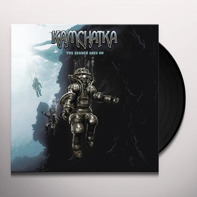 Kamchatka SEARCH GOES ON Vinyl Record