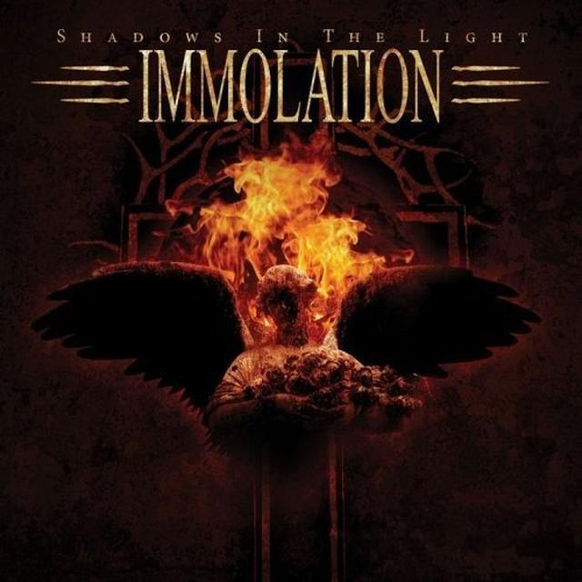 Immolation SHADOWS IN THE LIGHT Vinyl Record - UK Import