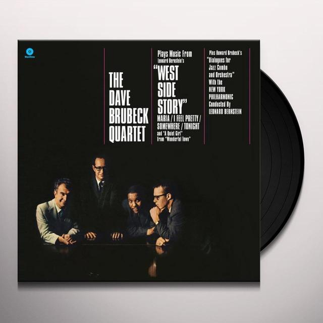 The Dave Brubeck Quartet WEST SIDE STORY Vinyl Record - Spain Import