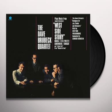 The Dave Brubeck Quartet WEST SIDE STORY Vinyl Record