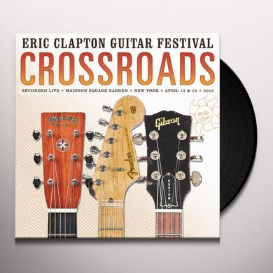 Eric Clapton CROSSROADS GUITAR FESTIVAL 2013 Vinyl Record