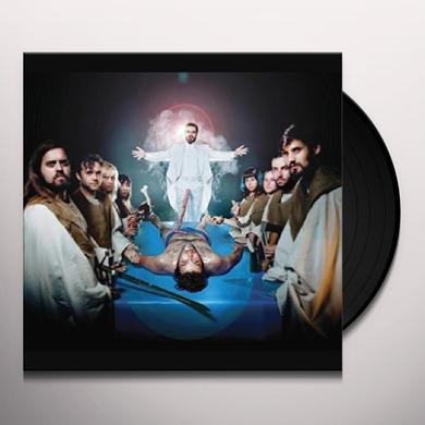 Captain Ahab END OF IRONY Vinyl Record