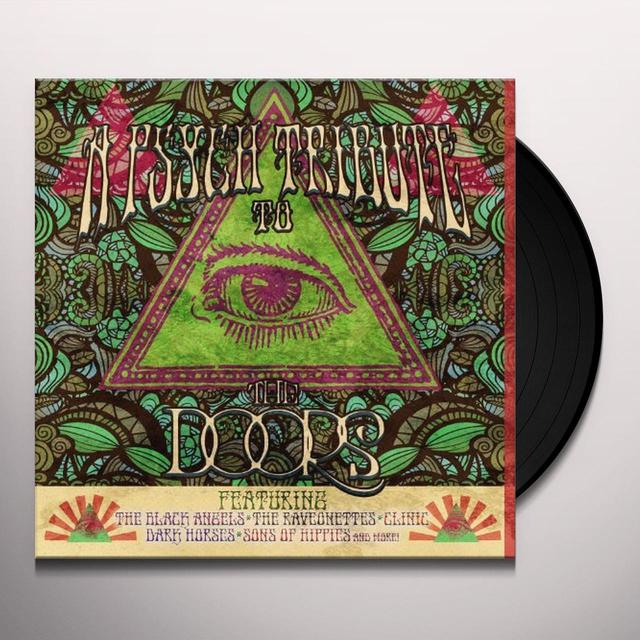 PSYCH TRIBUTE TO THE DOORS / VARIOUS Vinyl Record