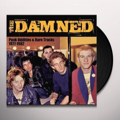 The Damned PUNK ODDITIES & RARE TRACK 1977-1982 Vinyl Record