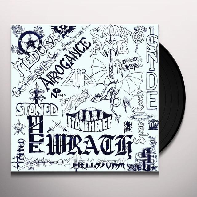 WARFARING STRANGERS: DARKSCORCH CANTICLES / VAR Vinyl Record