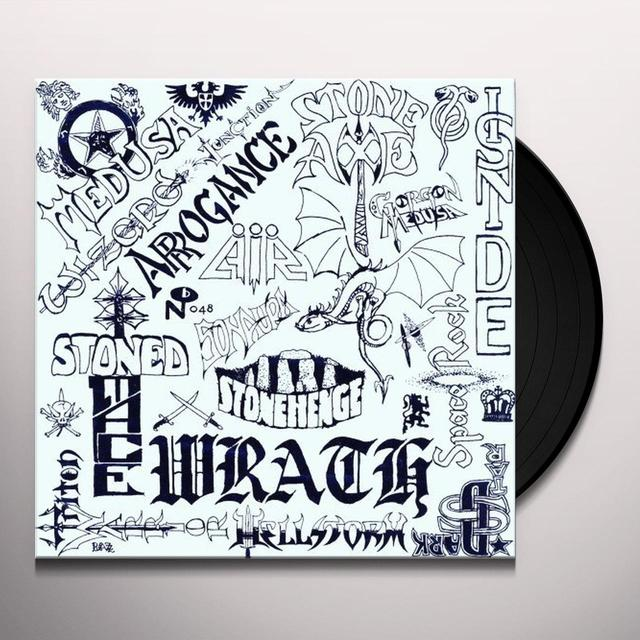 WARFARING STRANGERS: DARKSCORCH CANTICLES / VAR Vinyl Record
