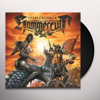 Hammercult STEELCRUSHER Vinyl Record