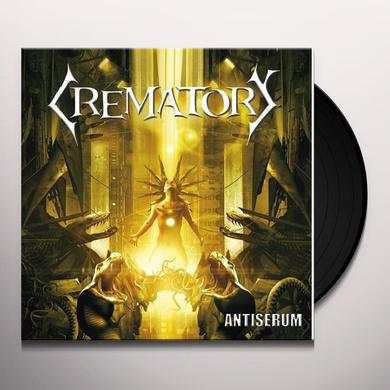 Crematory ANTISERUM Vinyl Record