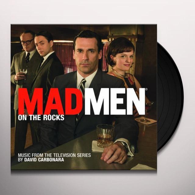 Mad Men: On The Rocks / O.S.T. (Ogv) MAD MEN: ON THE ROCKS / O.S.T. Vinyl Record - 180 Gram Pressing