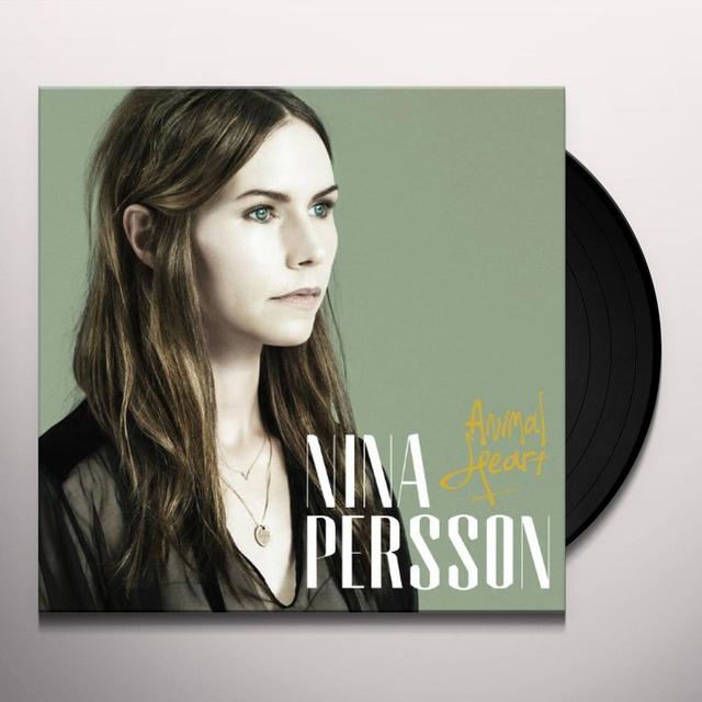 Nina Persson ANIMAL HEART Vinyl Record - UK Import