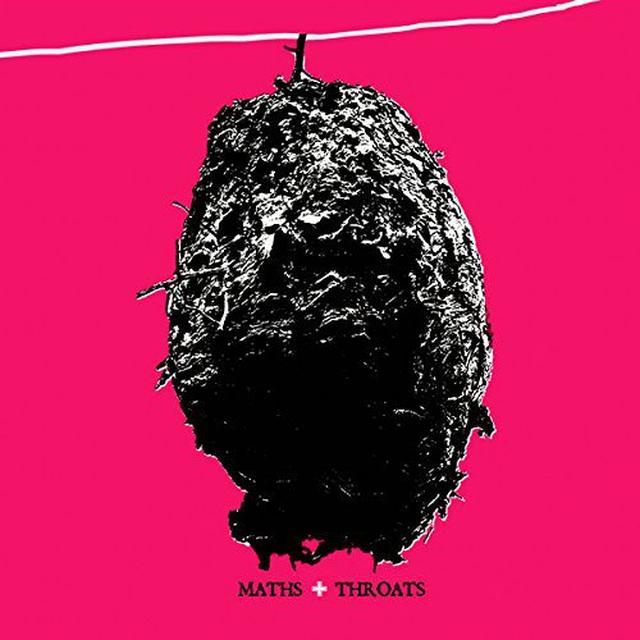 Throats / Maths SPLIT Vinyl Record - UK Import