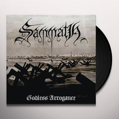 Sammath GODLESS ARROGANCE Vinyl Record - UK Import