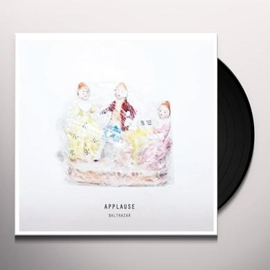 Balthazar APPLAUSE Vinyl Record