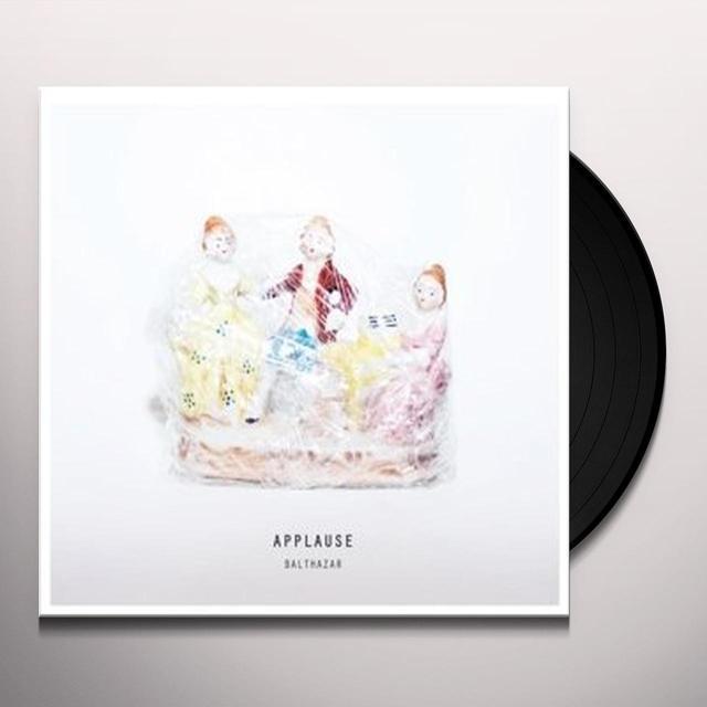 Balthazar APPLAUSE Vinyl Record - UK Import