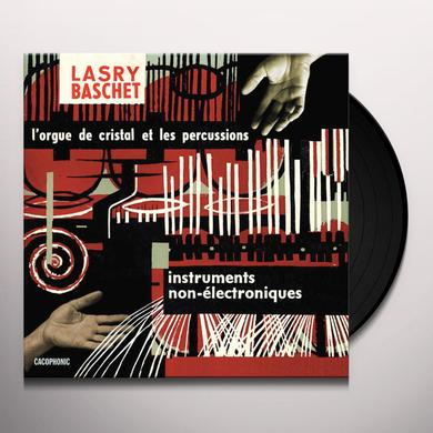 Lasry-Baschet INSTRUMENTS NON-?LECTRONIQUES (UK) (Vinyl)