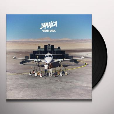Jamaica VENTURA Vinyl Record - UK Import