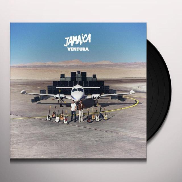 Jamaica VENTURA Vinyl Record - UK Import