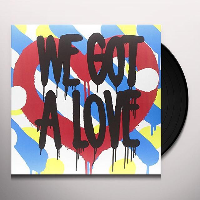 Shit Robot WE GOT A LOVE Vinyl Record - UK Import