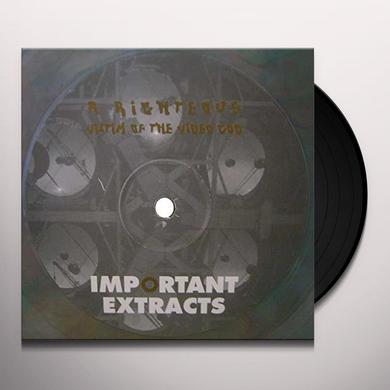 God MY PAL Vinyl Record - Australia Import