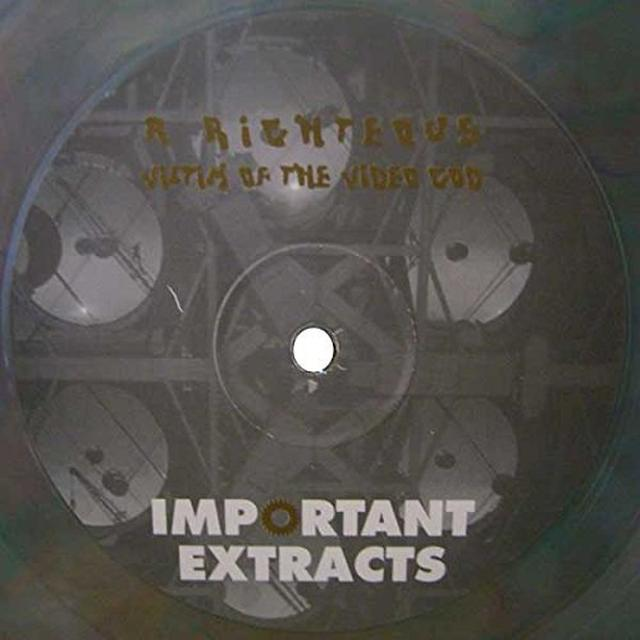 God MY PAL Vinyl Record - Australia Release