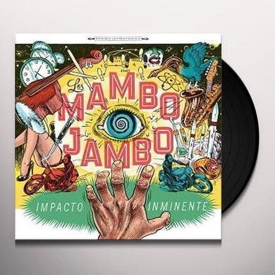 Los Mambo Jambo IMPACTO INMINENTE Vinyl Record