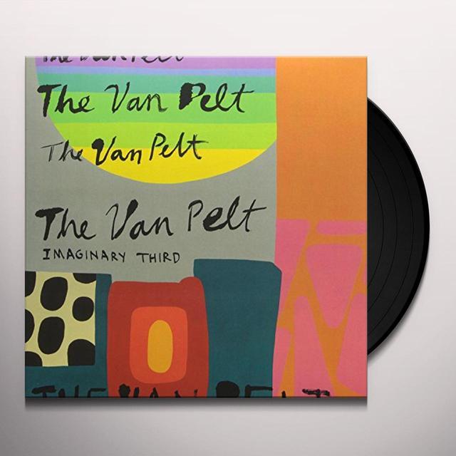 Van Pelt IMAGINARY THIRD Vinyl Record