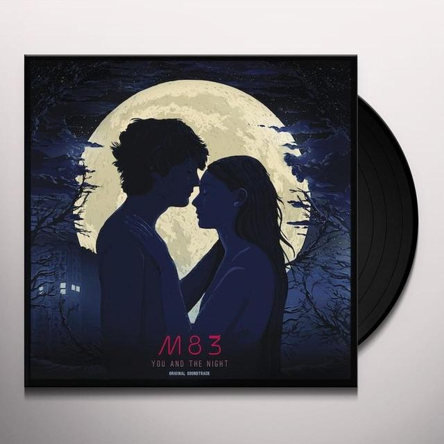 M83 YOU & THE NIGHT / O.S.T. Vinyl Record
