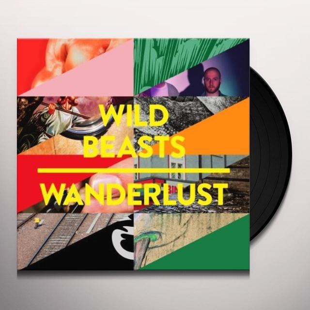 Wild Beasts WANDERLUST Vinyl Record