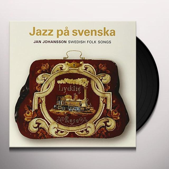 Jan Johansson JAZZ PA SVENSKA Vinyl Record - Holland Import