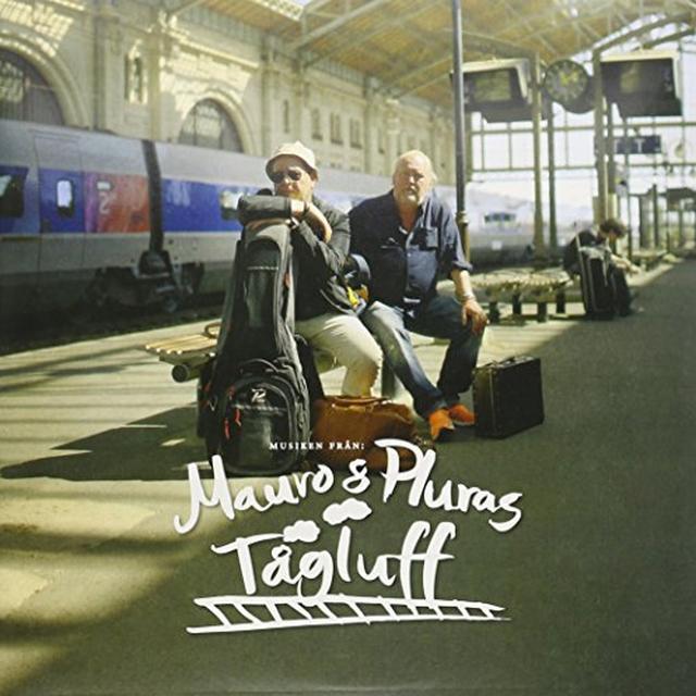MAURO & PLURAS TAGLUFF Vinyl Record - Holland Import