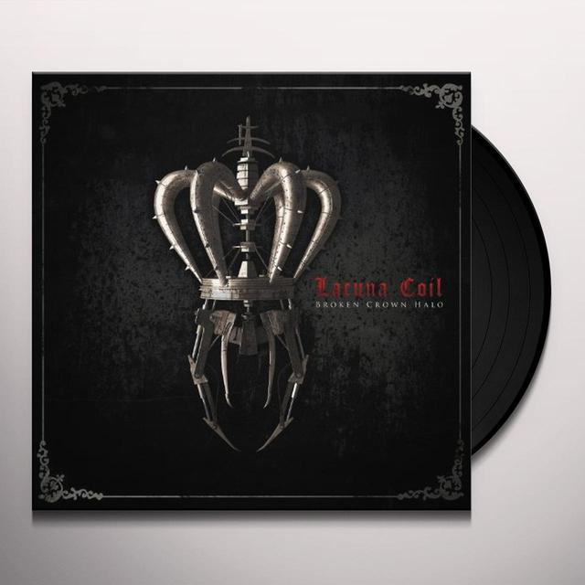 Lacuna Coil BROKEN CROWN HALO Vinyl Record