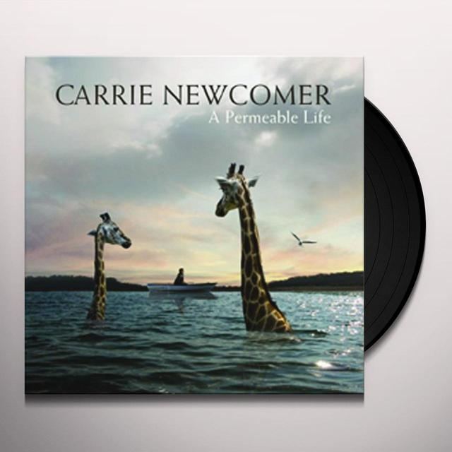Carrie Newcomer PERMEABLE LIFE Vinyl Record