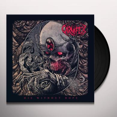 Carnifex DIE WITHOUT HOPE Vinyl Record