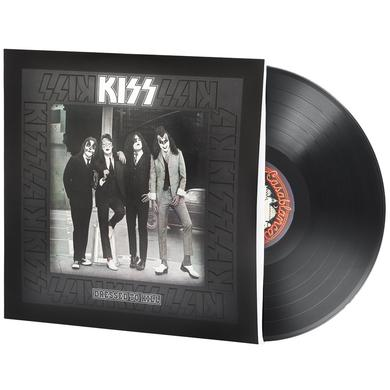 Kiss DRESSED TO KILL Vinyl Record