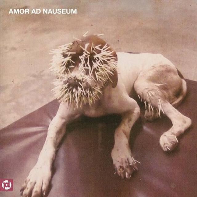 Aan AMOR AD NAUSEUM Vinyl Record