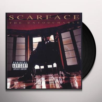 Scarface UNTOUCHABLE Vinyl Record
