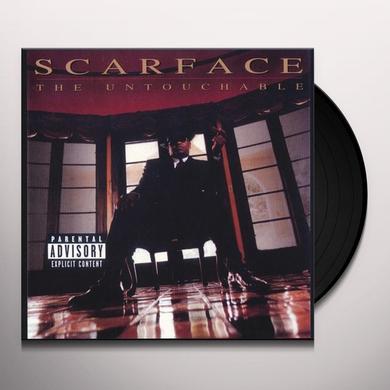 Scarface UNTOUCHABLE Vinyl Record
