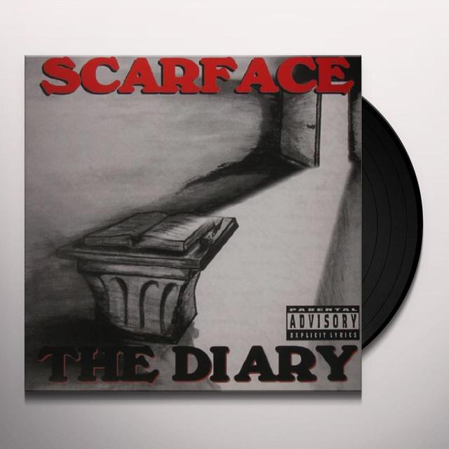 Scarface DIARY Vinyl Record