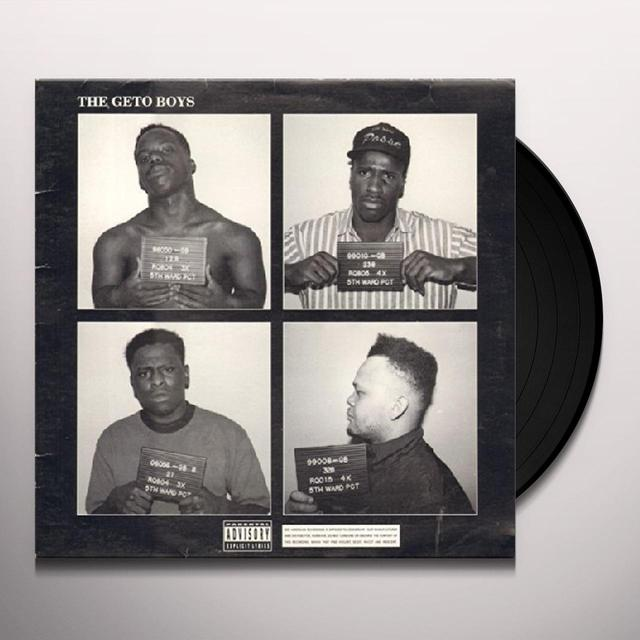 GETO BOYS Vinyl Record