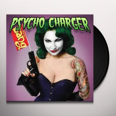 Psycho Charger I KISSED THE JOKER Vinyl Record