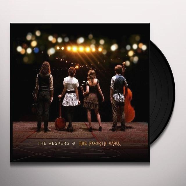 Vespers FOURTH WALL Vinyl Record