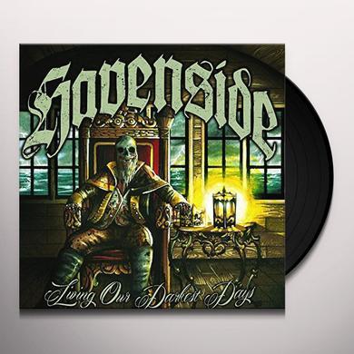 Havenside LIVING OUR DARKEST DAYS Vinyl Record