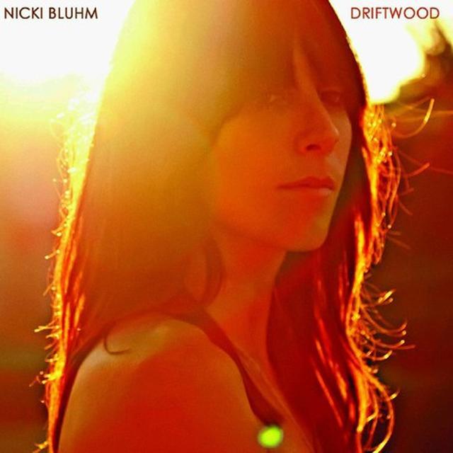 Nicki Bluhm DRIFTWOOD Vinyl Record