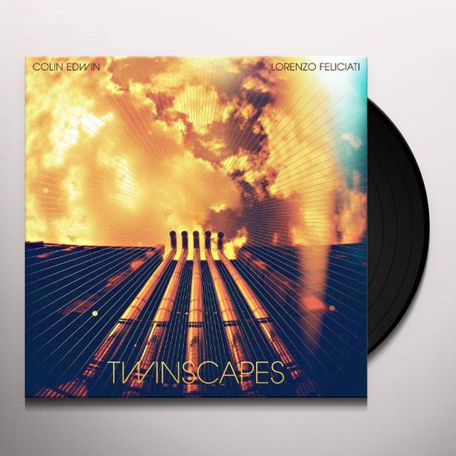 Colin Edwin / Lorenzo Feliciati TWINSCAPES Vinyl Record