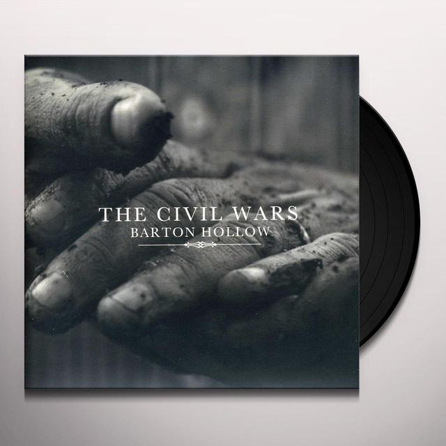 The Civil Wars BARTON HOLLOW/YOU ARE MY SUNSHINE Vinyl Record