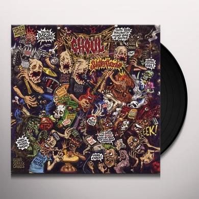 Ghoul SPLATTERTHRASH Vinyl Record